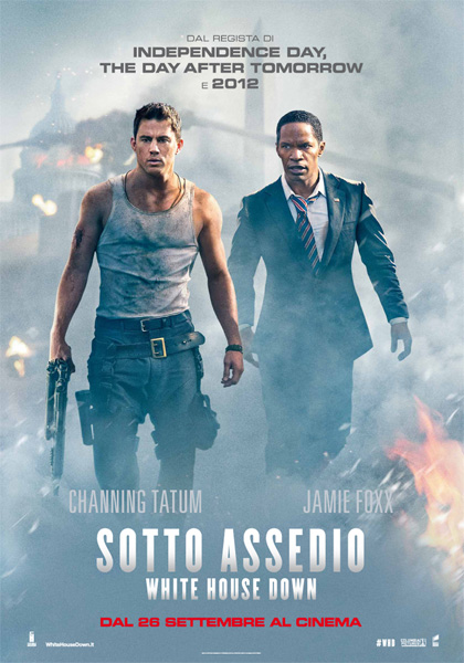 Sotto assedio – White House Down 2013 (TORRENT) Poster