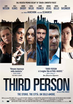 Locandina Third Person