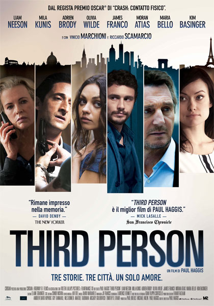 Third Person in streaming & download