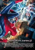 Locandina The Amazing Spider-Man 2 - Il potere di Electro