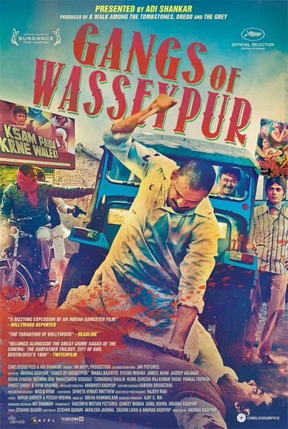 Trailer Gangs of Wasseypur