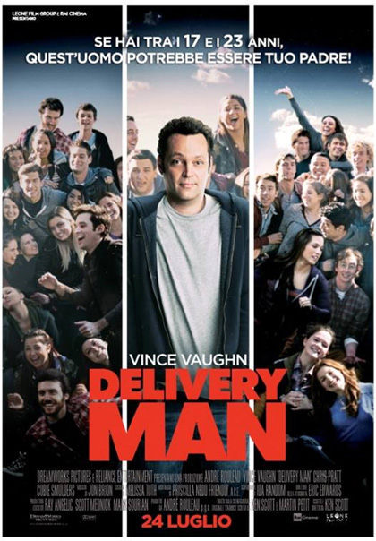 Delivery Man in streaming & download