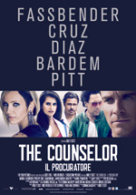 Poster The Counselor - Il Procuratore  n. 0