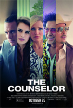 Poster The Counselor - Il Procuratore  n. 1