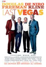 Locandina italiana Last Vegas
