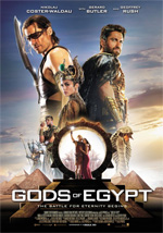 Poster Gods of Egypt  n. 10