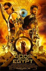 Poster Gods of Egypt  n. 11