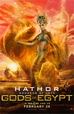 Poster Gods of Egypt  n. 2