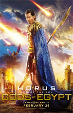 Poster Gods of Egypt  n. 3