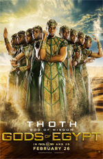 Poster Gods of Egypt  n. 4