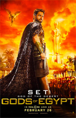 Poster Gods of Egypt  n. 6