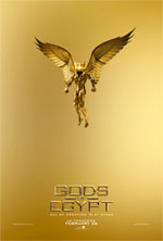 Poster Gods of Egypt  n. 8
