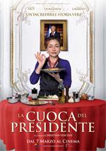 Locandina La cuoca del Presidente