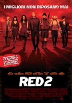 Locandina Red 2