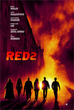 Poster Red 2  n. 2