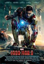 Locandina Iron Man 3