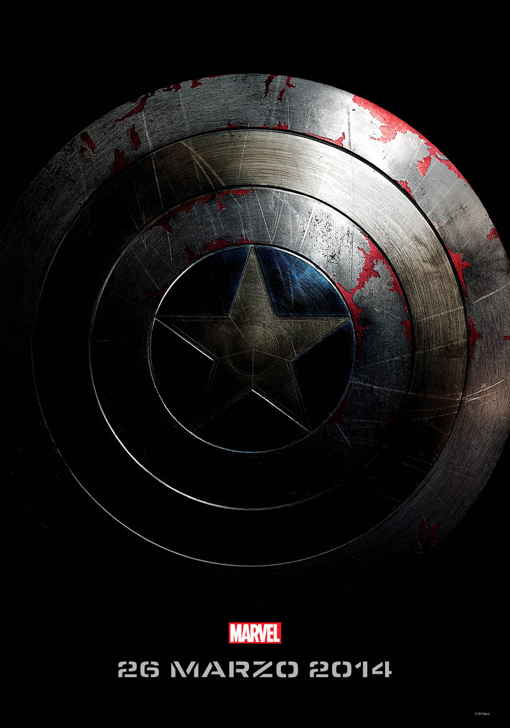 Poster Captain America - The Winter Soldier