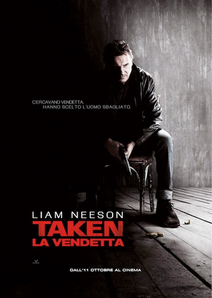 Guarda gratis Taken 2 – La vendetta in streaming italiano HD