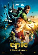 Locandina Epic - Il mondo segreto