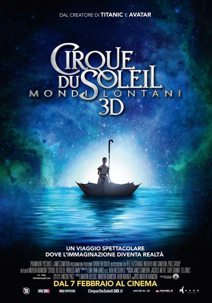 Trailer Cirque du Soleil 3D: Mondi lontani