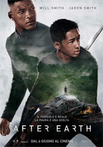 Locandina After Earth - Dopo la fine del mondo