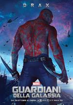 Poster Guardiani della Galassia  n. 1