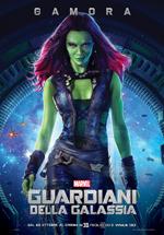 Poster Guardiani della Galassia  n. 2