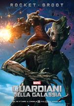 Poster Guardiani della Galassia  n. 3