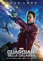 Poster Guardiani della Galassia  n. 4