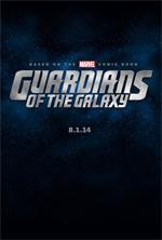 Poster Guardiani della Galassia  n. 5