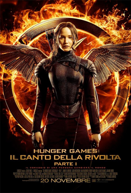 Hunger Games: Il canto della rivolta – Parte I in streaming & download