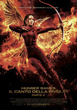 Locandina Hunger Games: Il canto della rivolta - Parte II