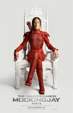 Poster Hunger Games: Il canto della rivolta - Parte II  n. 1
