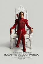 Poster Hunger Games: Il canto della rivolta - Parte II  n. 4