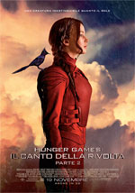 Poster Hunger Games: Il canto della rivolta - Parte II  n. 8