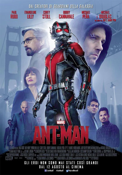 Ant-Man in streaming & download
