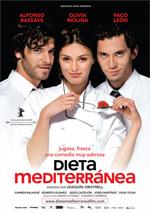 Locandina Dieta mediterranea