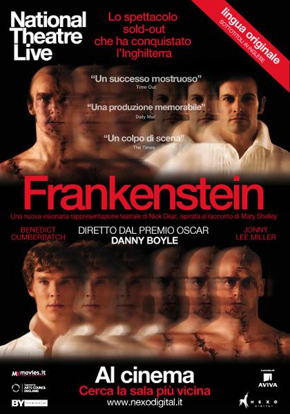 Trailer Theatre Live London: Frankenstein