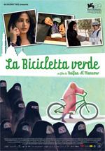 Locandina La bicicletta verde