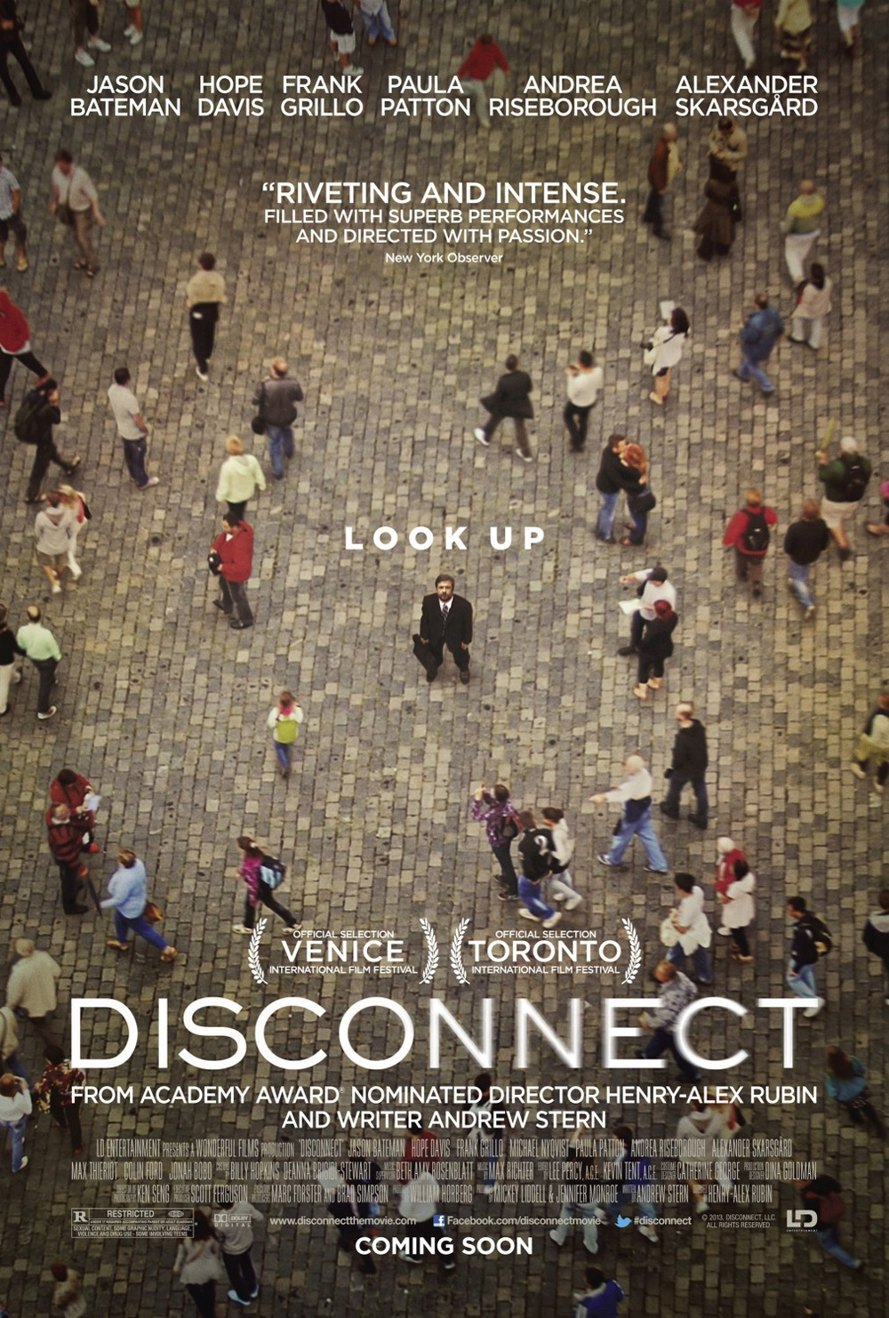 Disconnect.streaming download SUB-ITA