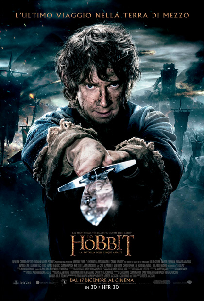 Lo Hobbit: La battaglia delle cinque armate in streaming & download