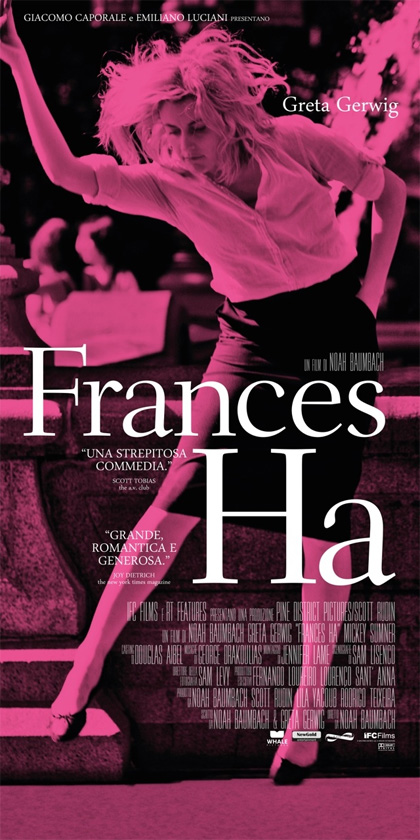 Frances Ha in streaming & download