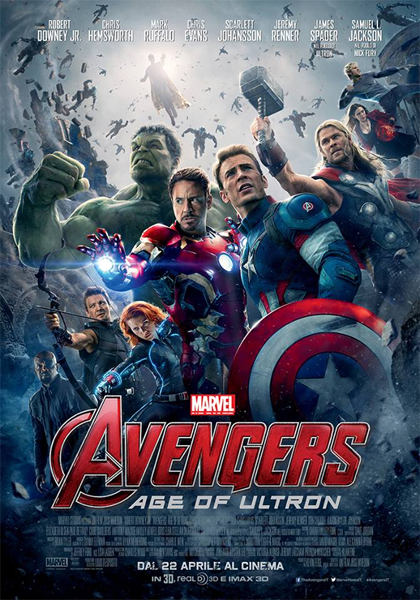 Avengers: Age of Ultron in streaming & download