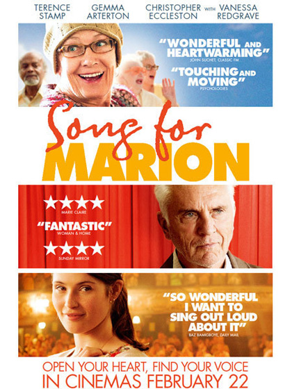 Una canzone per Marion (2012) .MKV MD Bluray 720p Mp3 - ITA