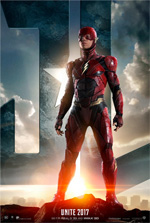 Poster Justice League  n. 1