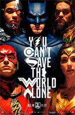 Poster Justice League  n. 10