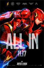 Poster Justice League  n. 11