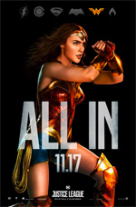 Poster Justice League  n. 14