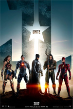 Poster Justice League  n. 7