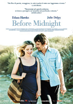 Locandina Before Midnight